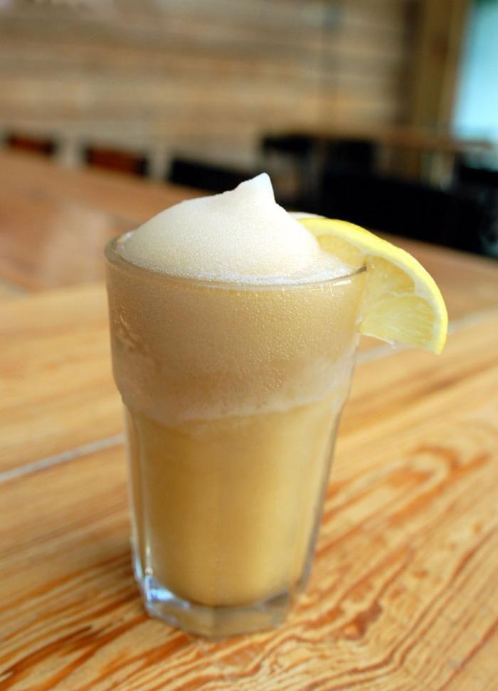 Frozen Bourbon Arnold Palmer Cocktail Recipe