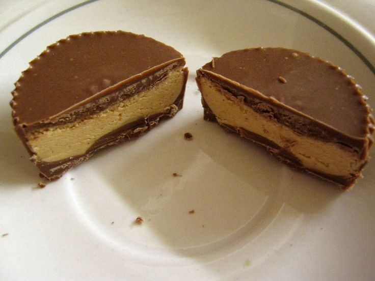 ... to Make Milk Chocolate Peanut Butter Cups - Reese's Peanut Butter Cups