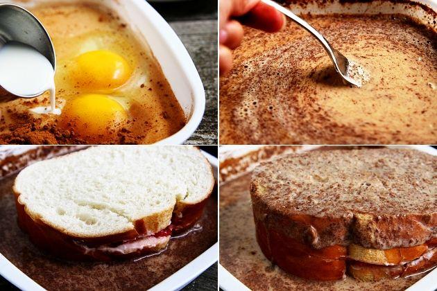 Stuffed French Toast | Recipe