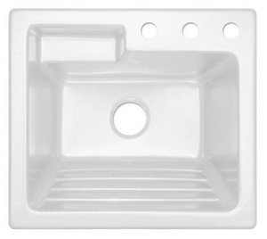 Laundry Sink with a built in washboard laundry room Pinterest