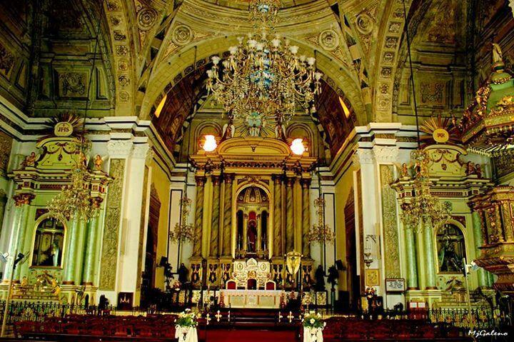 San Agustin Church Philippines Architectureinterior
