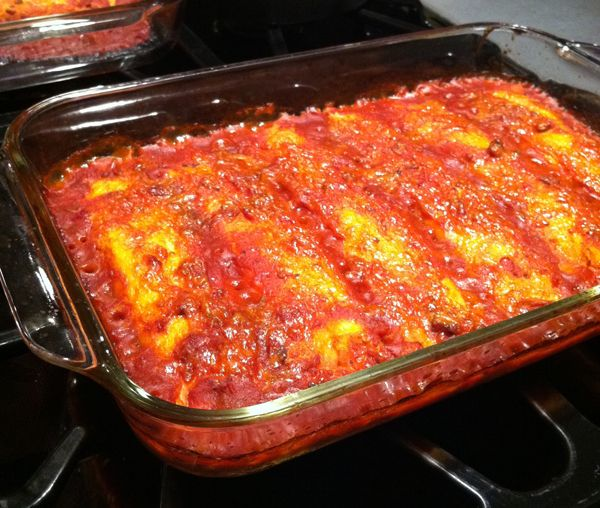 manicotti recipe, including instructions to hand make the crepes ...