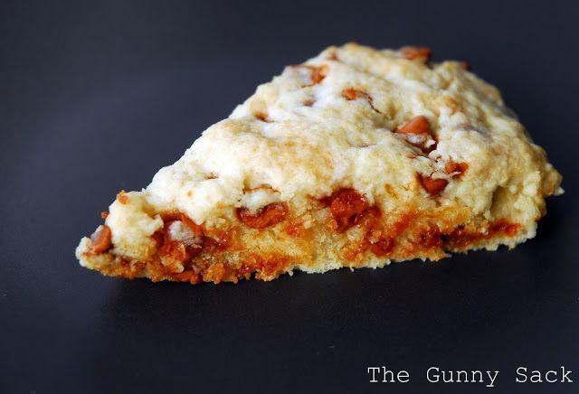 Cinnamon Scones Recipe | The Gunny Sack