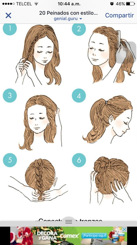 Прически с повязкой для волос на голове, на лбу 35