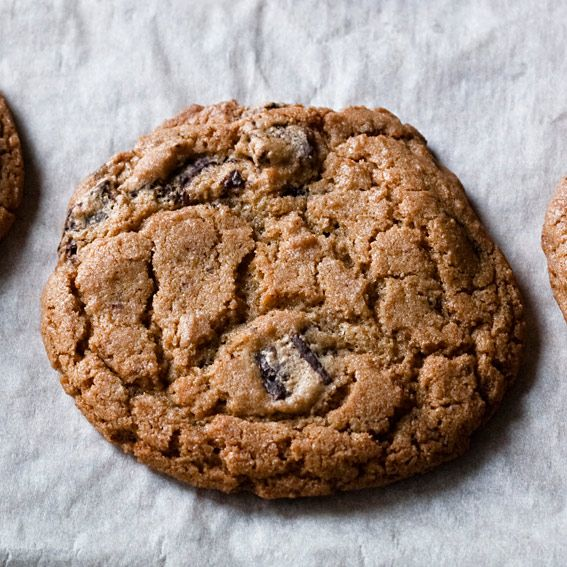 Meet Your New Favorite Chocolate Chip Cookies! - Whole Wheat