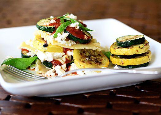 Deconstructed No bake veggie lasagna from GoodLife Eats! Bonus ...