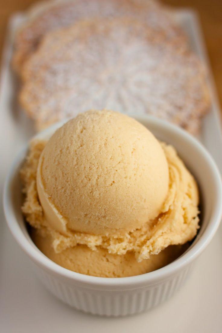Caramel Ice Cream, speedbump kitchen | Dairy Free Foods | Pinterest