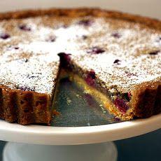 Cranberry Pecan Frangipane Tart   Desserts   Pinterest