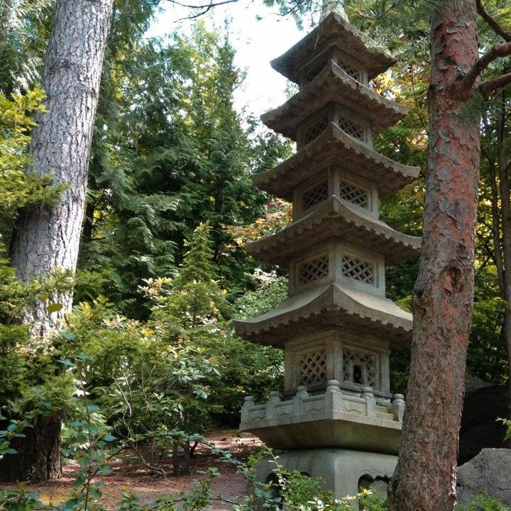 Japanese Garden Spokane Me Pinterest