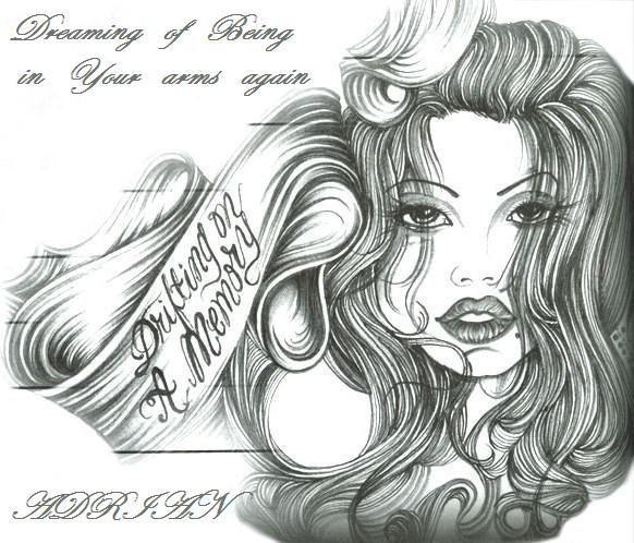 Art Lowrider Drawings Lowrider Art Drawings of Girls