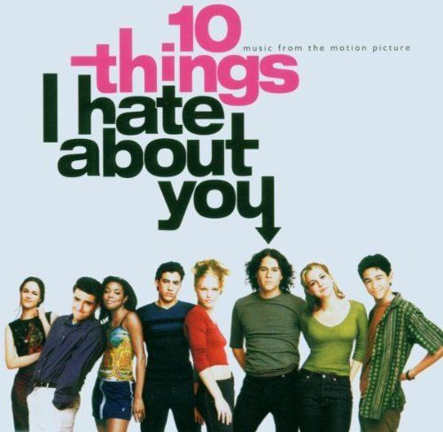 10 things i hate about you sound track: