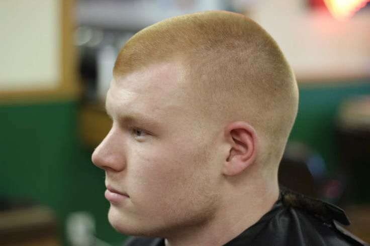 More Pictures of Mens Buzzcut Haircuts