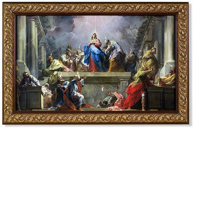 pentecost restout