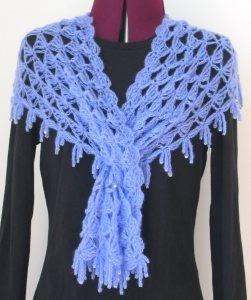 Crochet Scarf at Yarn.com - WEBS America's Yarn Store