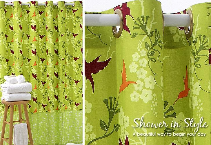 Fancy Curtains For Sale Making a Fabric Shower Curtain