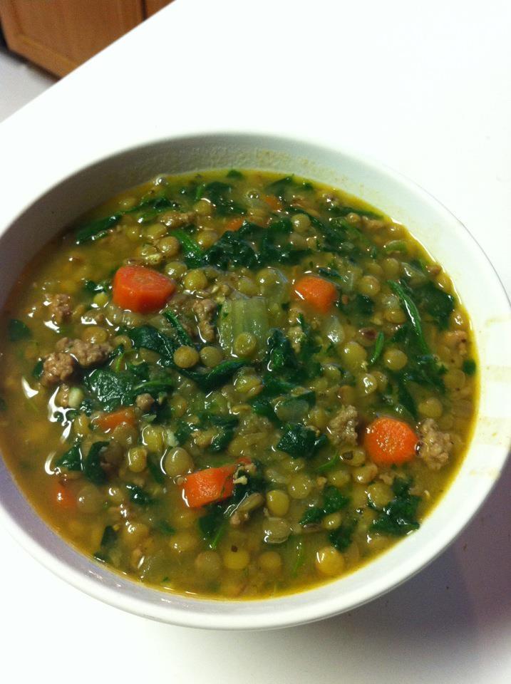 Lentil Sausage Stew | Food for Life | Pinterest