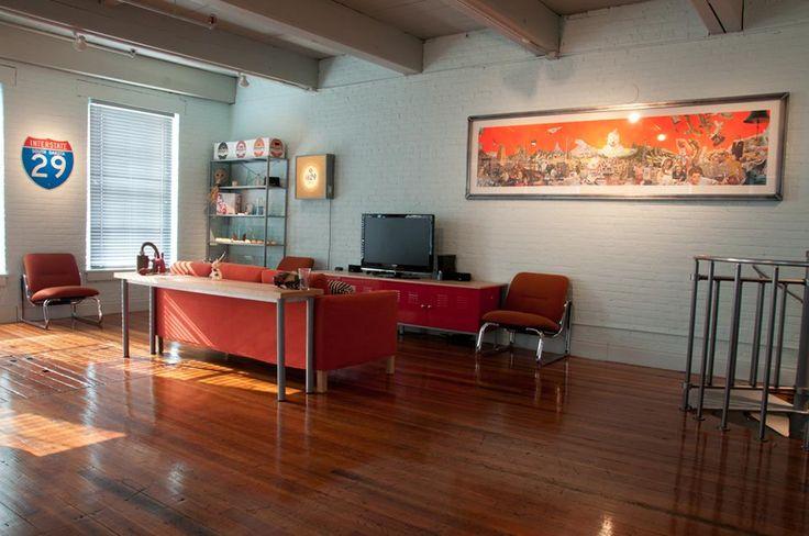 3rd floor ID29 studio