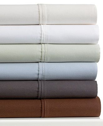 400 Thread Count CVC Blend Sheet Sets - Sheets - Bed & Bath - Macy's