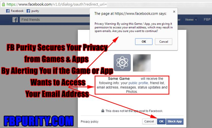 FB Purity improves your security and privacy on Facebook