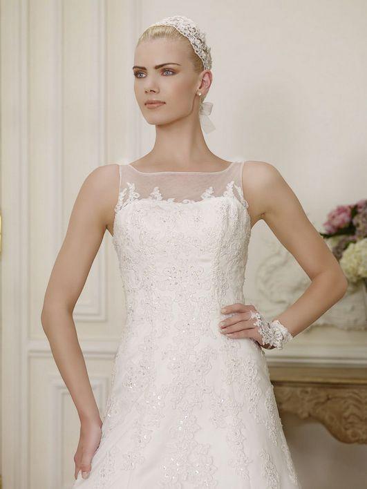 Robes de mariée Pronuptia Lyautey  Robe de mariée  Pinterest