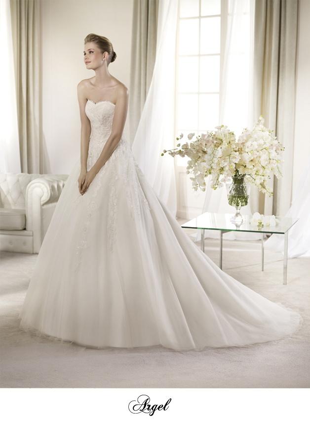 ... 2013 - argel - Robes de mariée - Boutique Coeur de Mariage Paris
