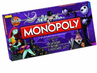 Monopoly The Nightmare Before Xmas --- http://www.amazon.com/Monopoly ...