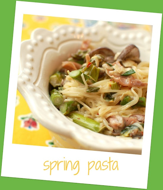 spring pasta | Food | Pinterest
