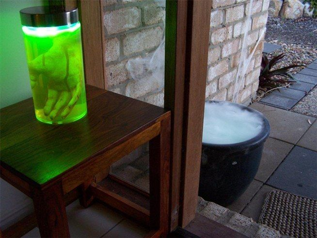 How to make your own glowing green fluorescein fluorescent dye