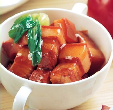 Red-Cooked Pork_Pork Recipes_China Food Menu - best chinese food and ...