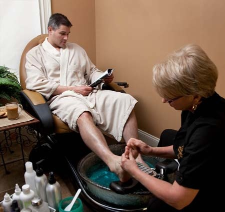 Mens Pedicure : Real Men Do Pedicure My Style Pinterest