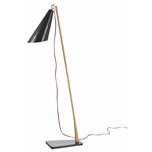 iron floor lamp <3