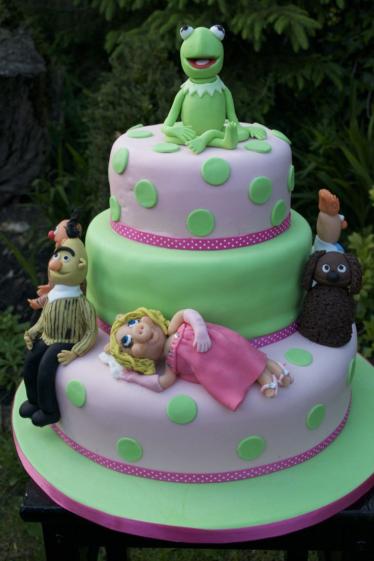 Muppet Cake idea