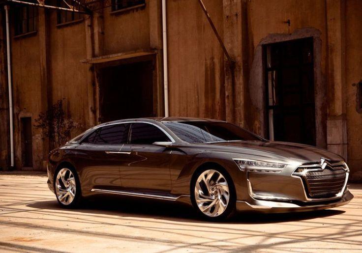 Citroen Metropolis concept car.