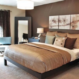 Home Decorating on Master Bedroom   Home Decor Likes
