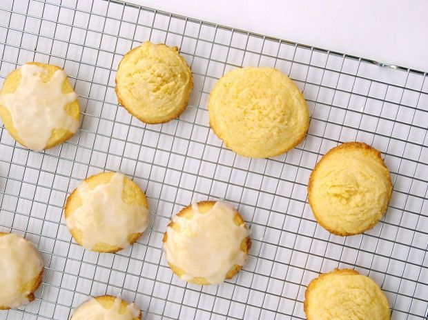 Lemon Polenta Cookies (soft) | Sweet Tooth | Pinterest