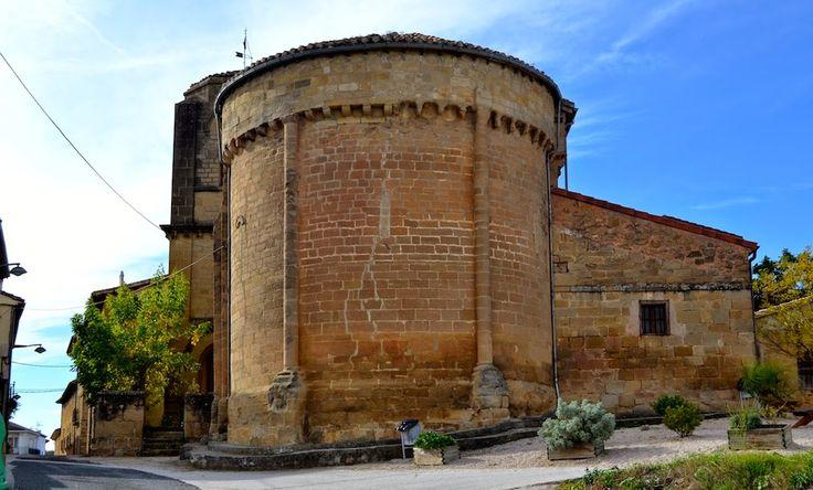 Iglesia de San Salvador, Lorca, Camino de Santiago