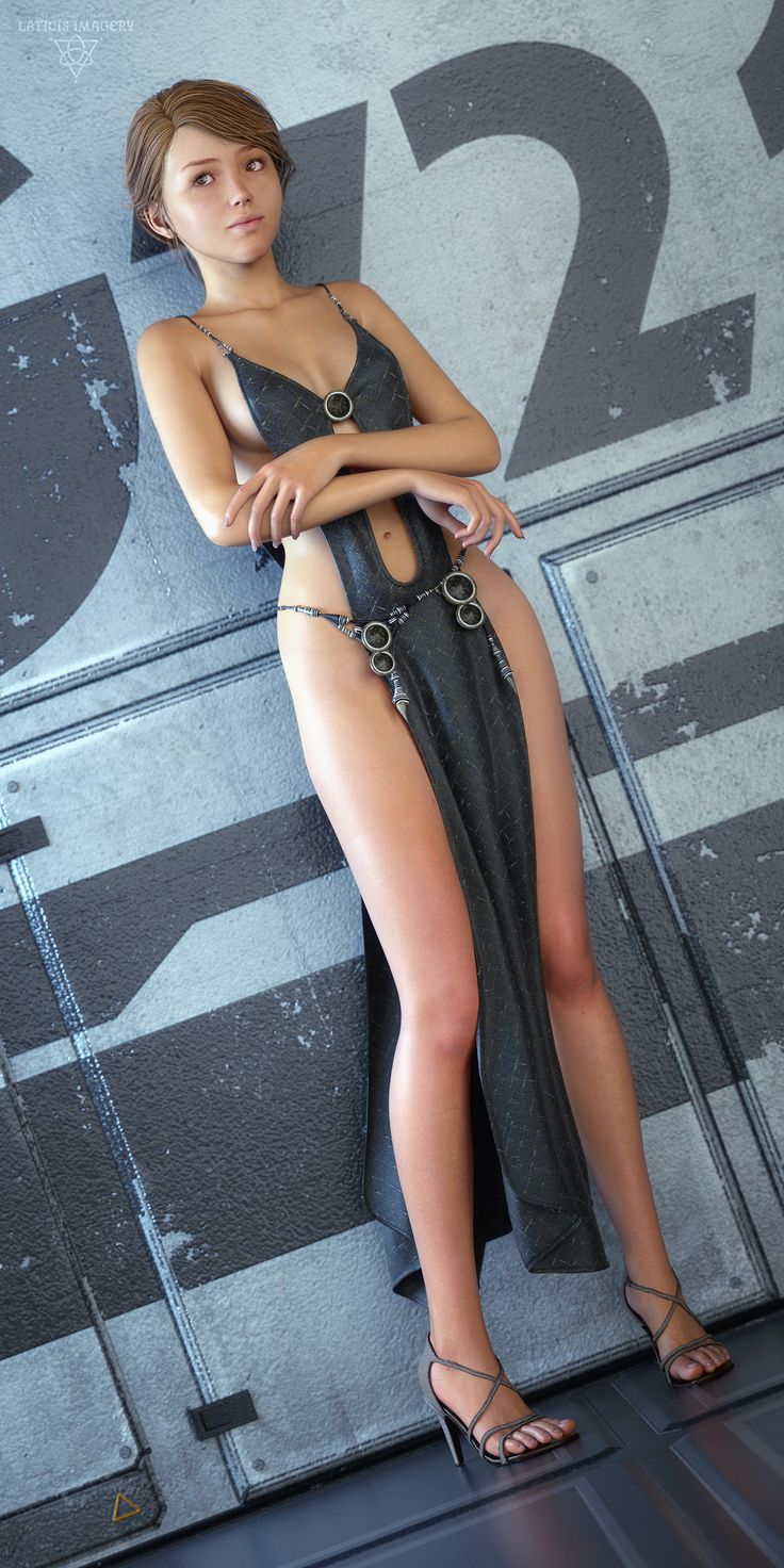 Prettiest nude hentai 3d gallery naked scene