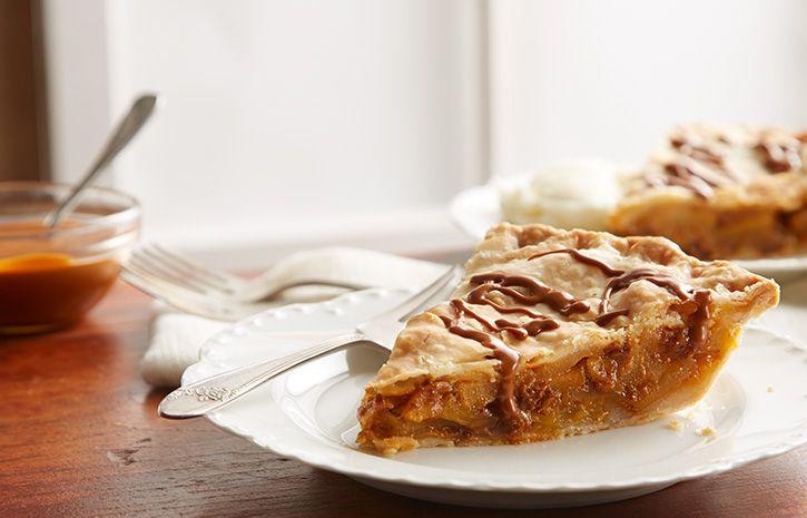 Cinnamon Apple Pie | The Pie Pantry | Pinterest