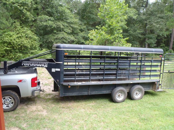 Gooseneck horse trailers in ebay motors ebay autos post for Ebay motors car trailers