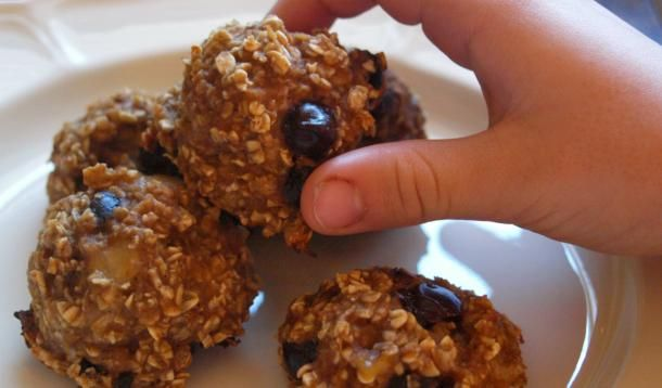 Breakfast Cookie Recipe [need to sub milk]