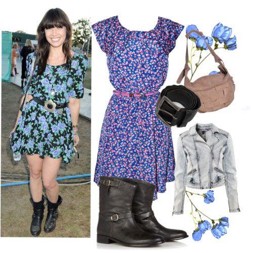 Florals & Biker Boots