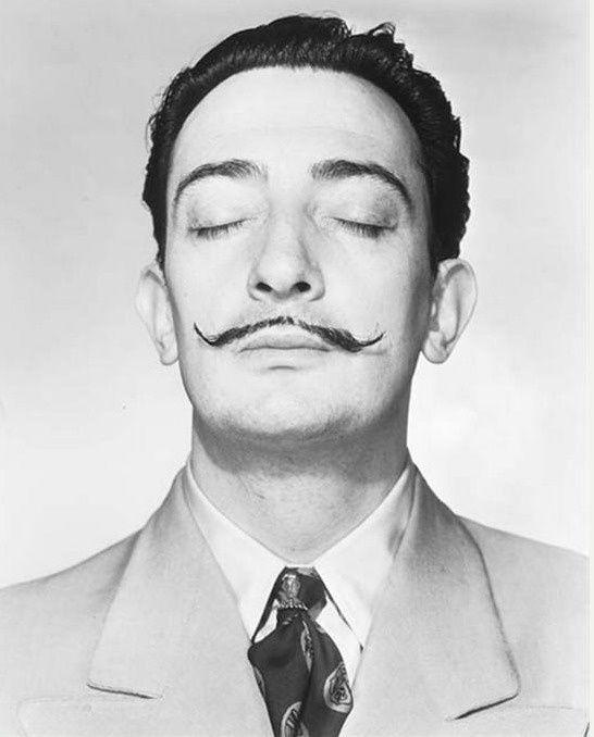 Salvador Dali | interesting photos of icons | Pinterest
