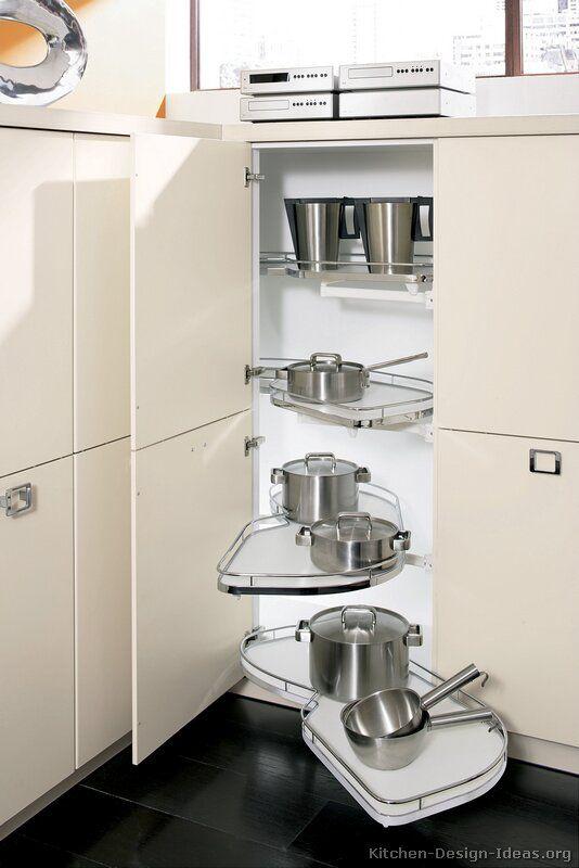 Best Kitchen Blind Corner Unit Kitchens Storage Solutions 400 x 300