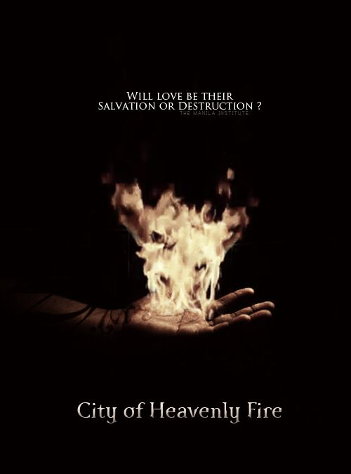 City Of Heavenly Fire Quotes. QuotesGram