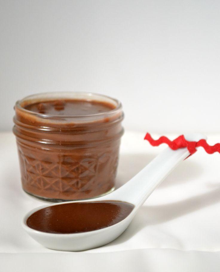 Ingredient Vegan Chocolate Peanut Butter Pudding