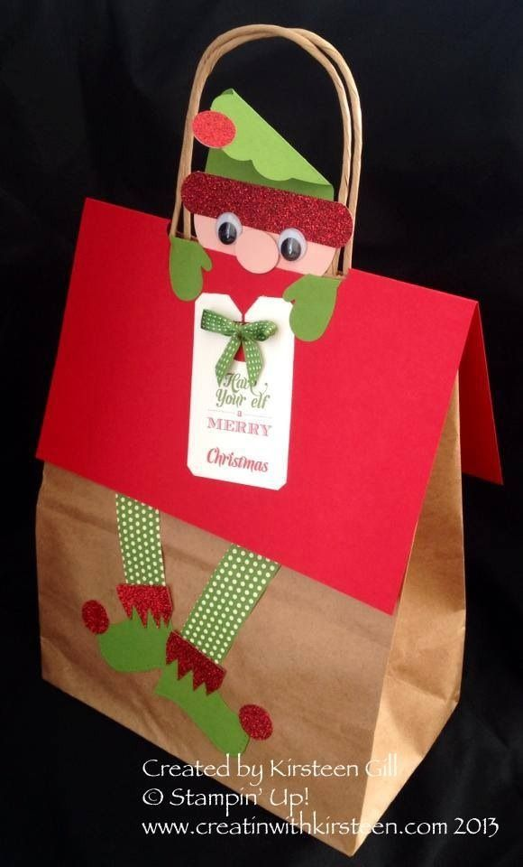 Elf Bag | Gifts and Other Project Ideas | Pinterest