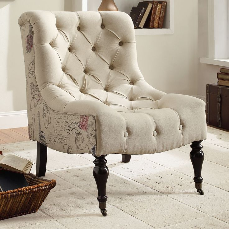 anya tufted accent chair sam 39 s club living room