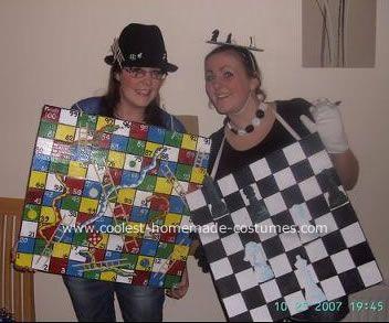 Board Games Halloween Costume