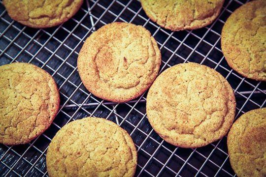 Gluten Free Snickerdoodles | Gluten Free Cookie | Eat the Love
