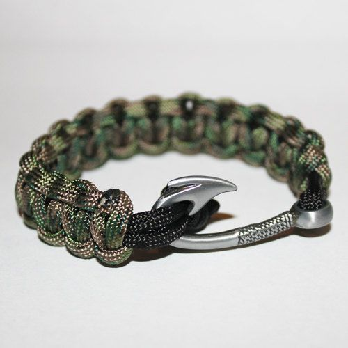paracord fish hook paracord pinterest